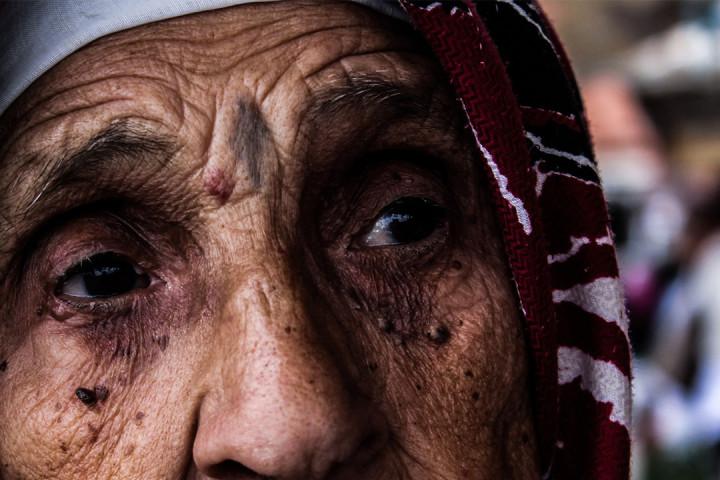 Femme-agee-Medina-Marrakech