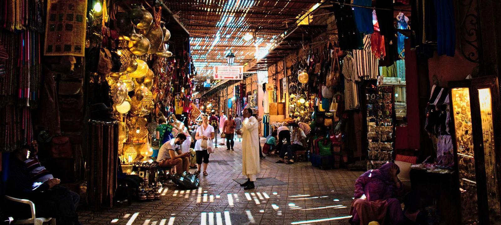 Les souks de Marrakech, cœur battant de la ville ocre | Maroc Excursion