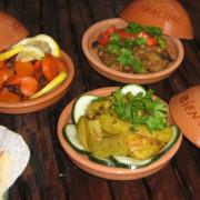 Excursion Ourika   Dejeuner Tagines berberes
