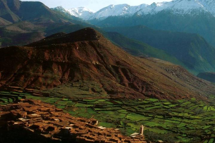 Excursion Ourika | Montagnes de l'Atlas
