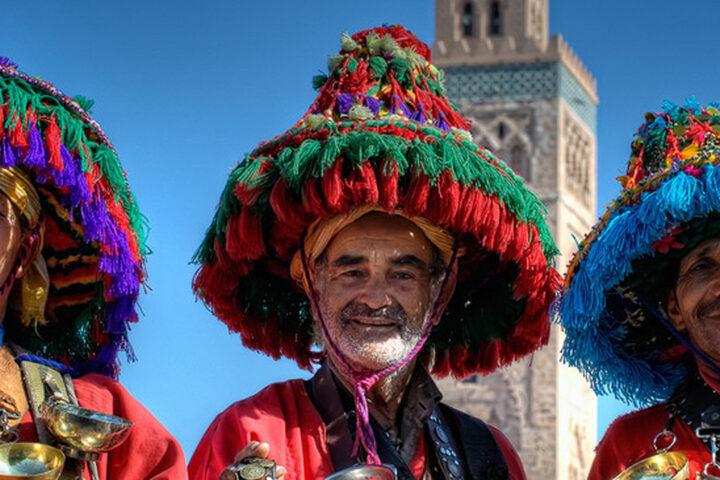 Maroc-Excursion_distributeur-d'eau