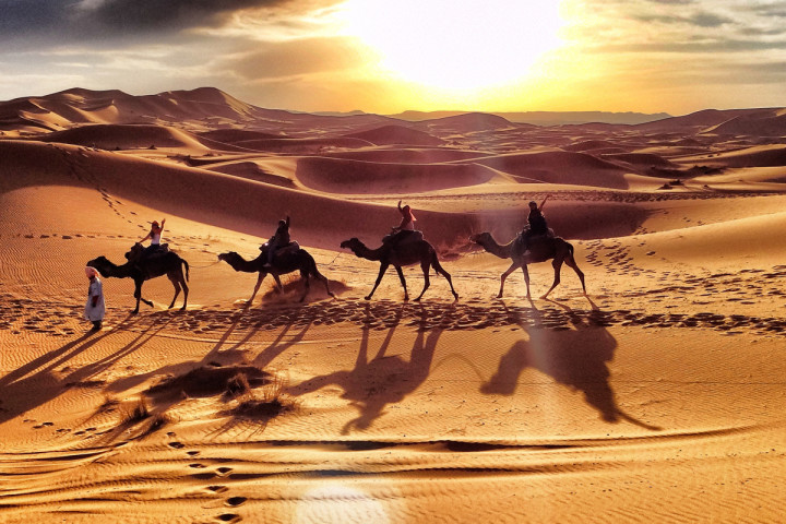 Merzouga Circuit vers Le Grand Sud | Merzouga desert