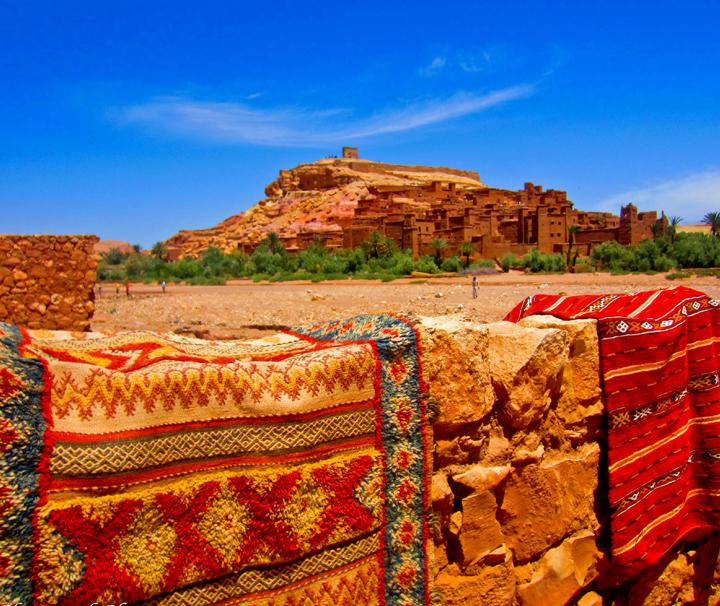 Zagora Vers la porte du desert Ait Benhaddou