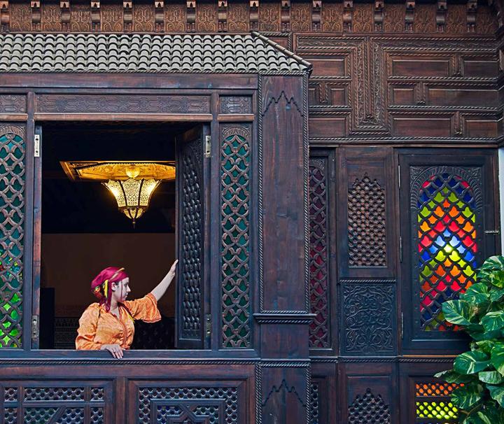 Circuit Maroc|Visite Riad Fes
