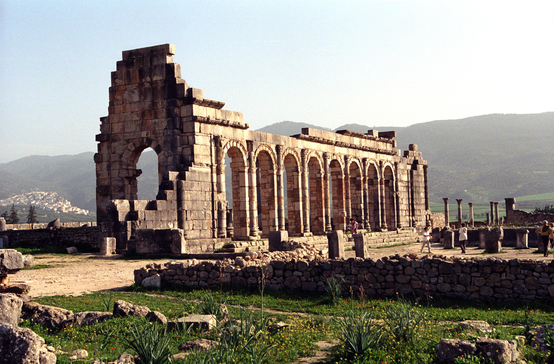 Circuit Maroc|Volubilis| ruine romaines