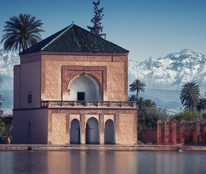 Sejour Detente a Marrakech Menara