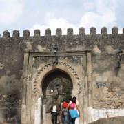 Morocco big tours-wall of rabat
